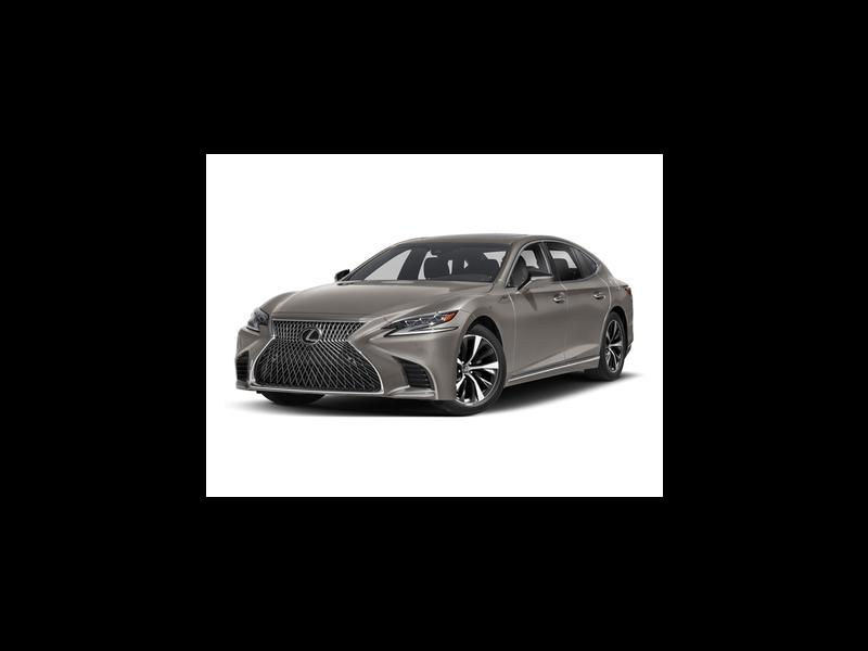 New 2018 Lexus LS 500 in Charleston, SC - 490947769 - 1