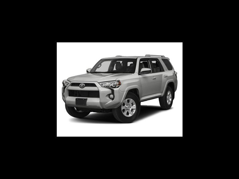 New 2018 Toyota 4Runner in Roanoke, VA - 482086041 - 1