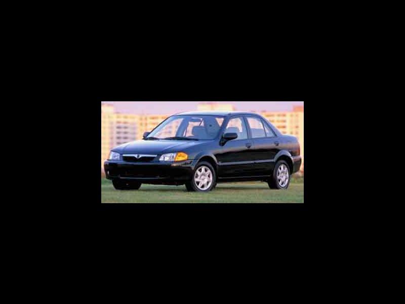 Used 2002 Mazda Protege in Colorado Springs, CO - 497673306 - 1