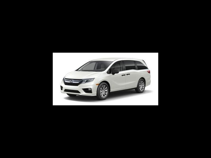 New 2019 Honda Odyssey in Brandon, MS - 492156000 - 1