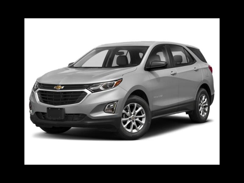 New 2019 Chevrolet Equinox in Anchorage, AK - 490213786 - 1