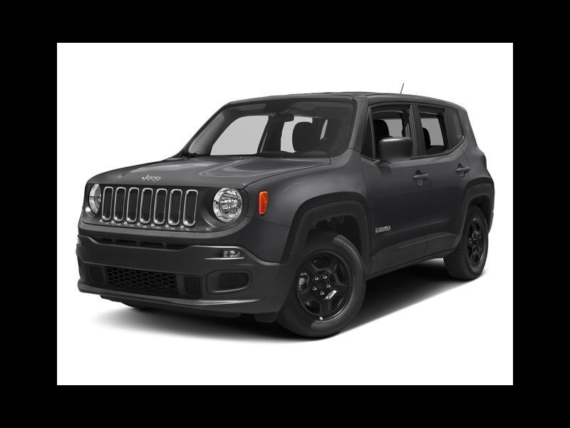 New 2018 Jeep Renegade in Billings, MT - 493968292 - 1