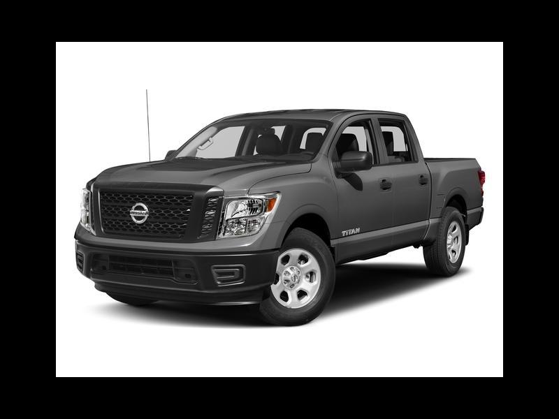 New 2018 Nissan Titan in MURFREESBORO, TN - 476796912 - 1