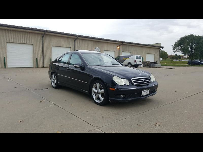 Used 2005 Mercedes-Benz C 230 Sedan Grimes, IA 50111 - 457423867 - 1
