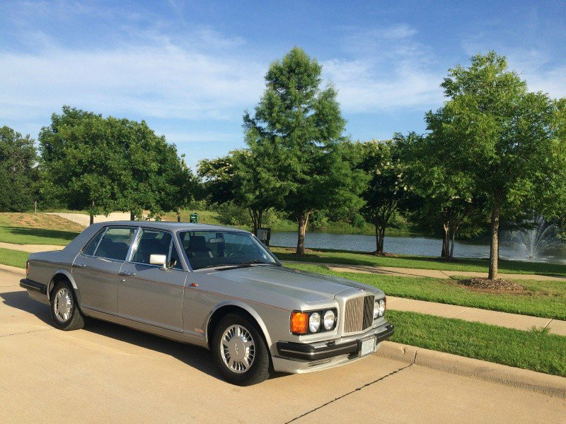 Used 1991 Bentley Turbo R Kennedale, TX 76060 - 475865398 - 1