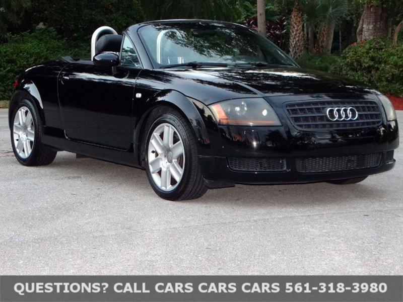 Used 2005 Audi TT in West Palm Beach, FL - 447368324 - 1