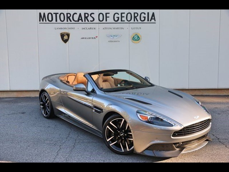 New 2017 Aston Martin Vanquish in Atlanta, GA - 440528332 - 1