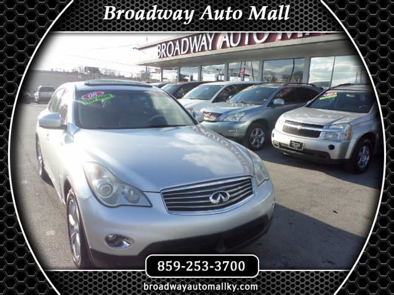 Used 2008 INFINITI EX35 in LEXINGTON, KY - 471554937 - 1