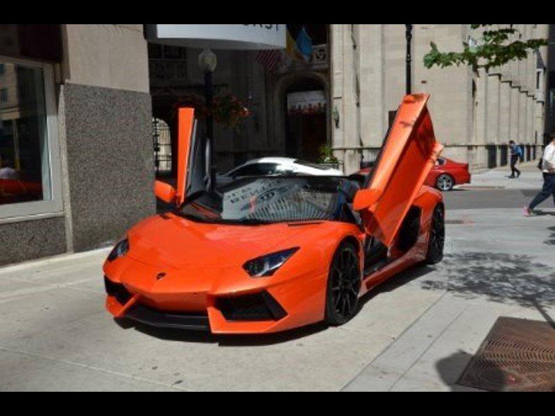 Used 2014 Lamborghini Aventador in Chicago, IL - 455043069 - 1