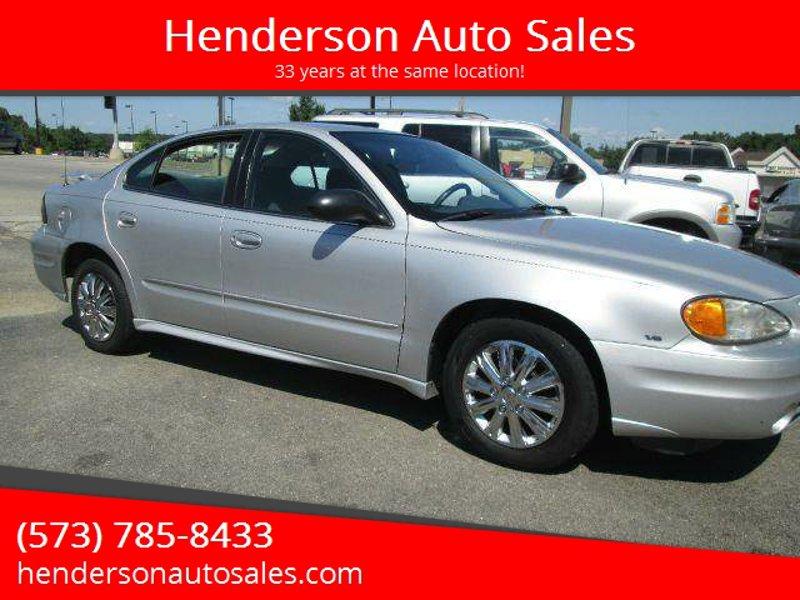 Used 2005 Pontiac Grand Am SE V6 Sedan Poplar Bluff, MO 63901 - 376832011 - 1