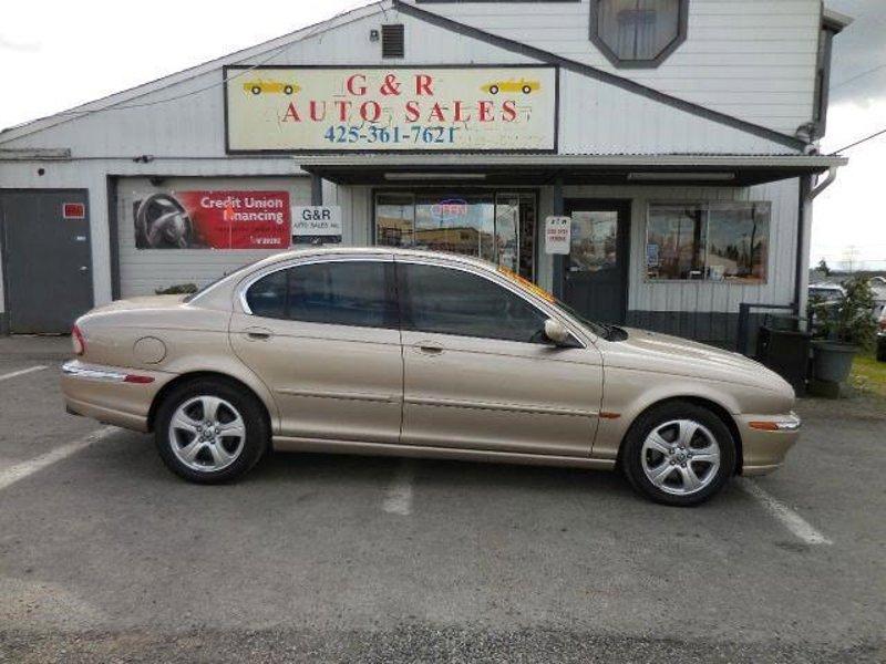 Used 2002 Jaguar X-TYPE 3.0 Sedan Lynnwood, WA 98087 - 379898960 - 1