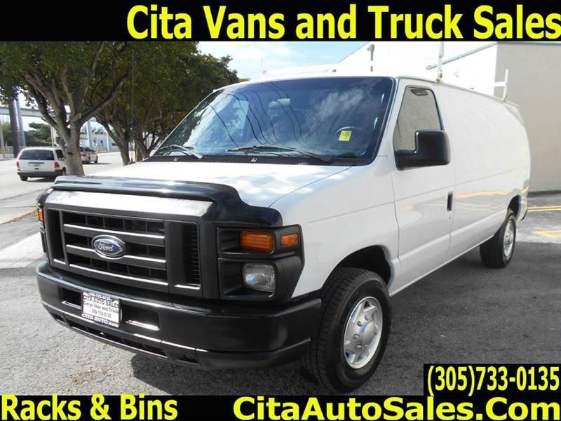 Used 2012 Ford E-250 and Econoline 250 in Medley, FL - 447796665 - 1