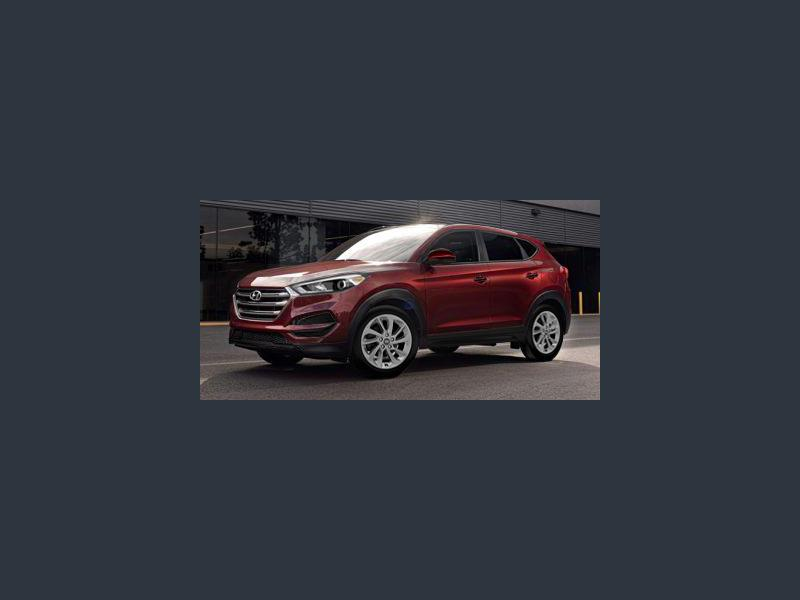 New 2018 Hyundai Tucson in Anchorage, AK - 493226305 - 1