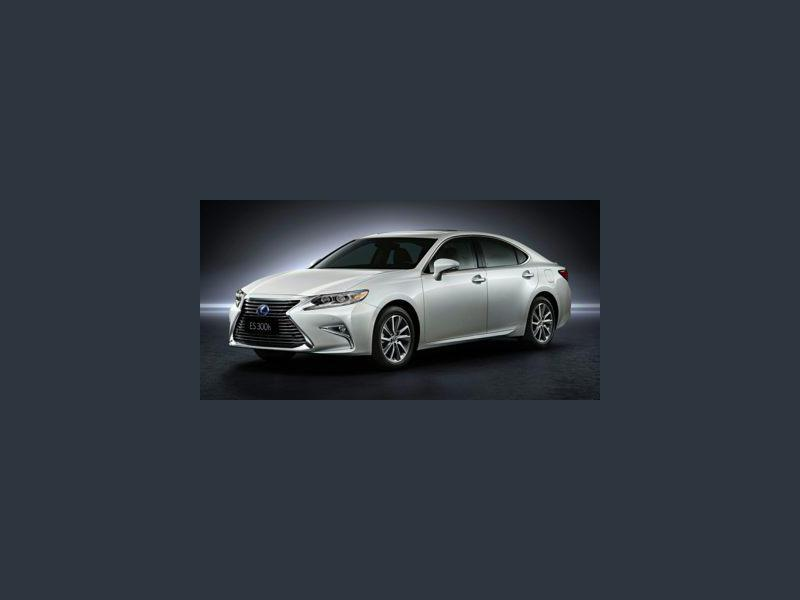 New 2017 Lexus ES 300h ARLINGTON HEIGHTS, IL 60004 - 462618187 - 1