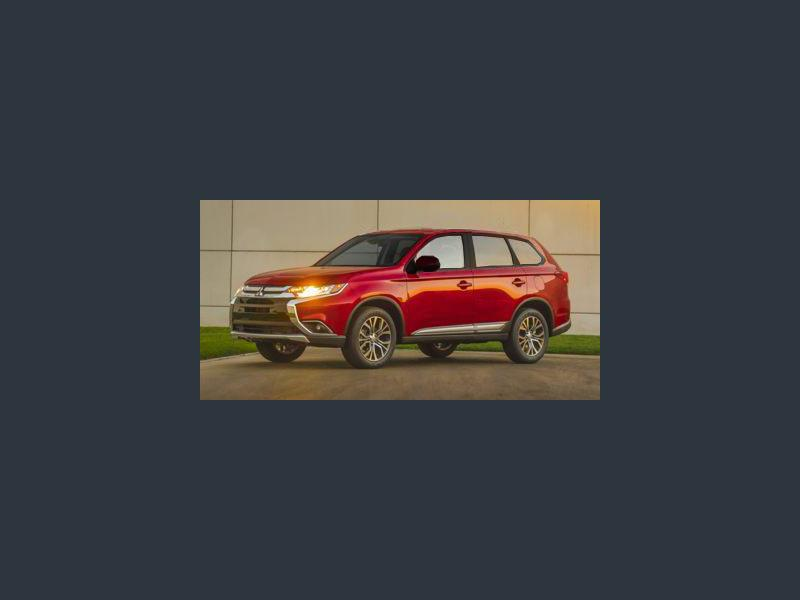 New 2018 Mitsubishi Outlander in CLIFTON PARK, NY - 481515802 - 1