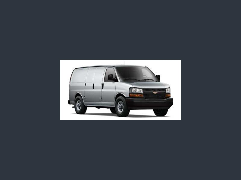 New 2019 Chevrolet Express 2500 For Sale In Fox Lake Il 60020 Van