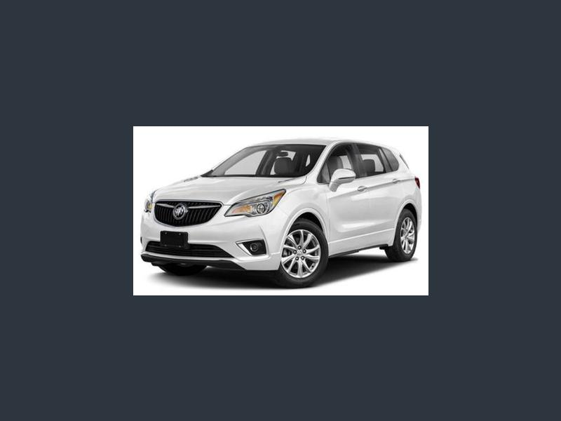 New 2019 Buick Envision in Kimball, NE - 496322012 - 1
