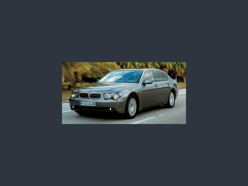 Used 2007 BMW 750Li in South Bend, IN - 500276080 - 1