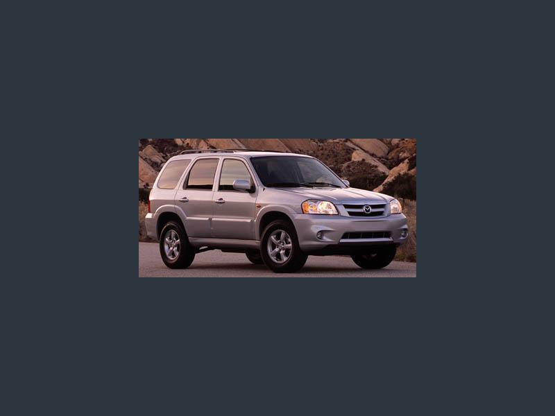 Used 2005 MAZDA Tribute 4WD s MARION, OH 43302 - 497402077 - 1