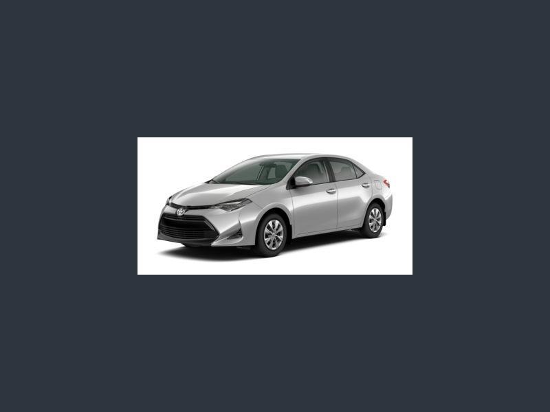 Certified 2017 Toyota Corolla in Rexburg, ID - 498694647 - 1