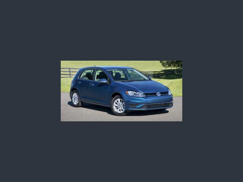 New 2018 Volkswagen Golf 4-Door NEW YORK, NY 10019 - 481437012 - 1