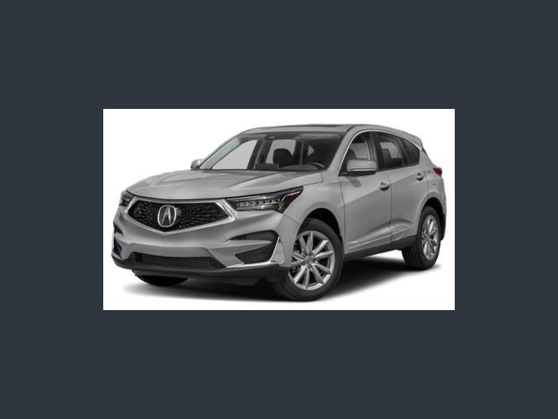 New 2019 Acura Rdx Awd W Advance Package For Sale In Verona Nj