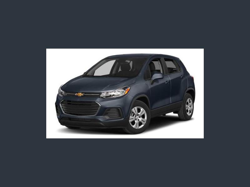 New 2019 Chevrolet Trax in Fairbanks, AK - 494311054 - 1
