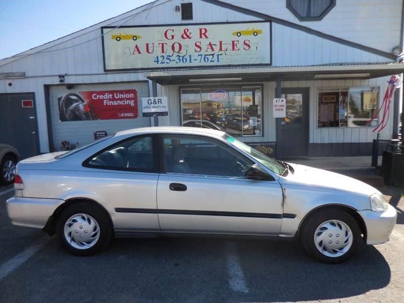 1999 Honda Civic For Sale Nationwide Autotrader