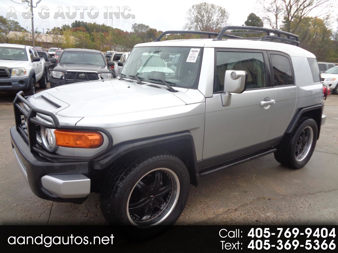 Used Toyota Fj Cruiser For Sale In Oklahoma City Ok 73111 Autotrader Fuel Filter Location
