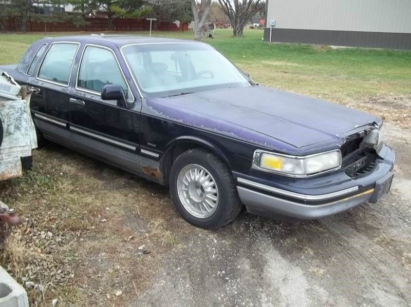 Lincoln Town Car For Sale Nationwide Autotrader
