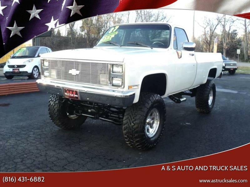 Chevrolet C K Truck For Sale Nationwide Autotrader
